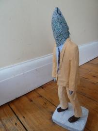 Fish Man, Susan Lee Kerr