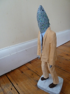 Fish Man, Susan Lee Kerr