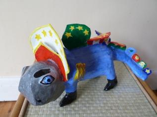 Epaulettosaurus, Susan Lee Kerr