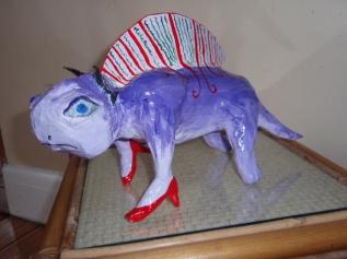 Stilettosaurus, Susan lee Kerr