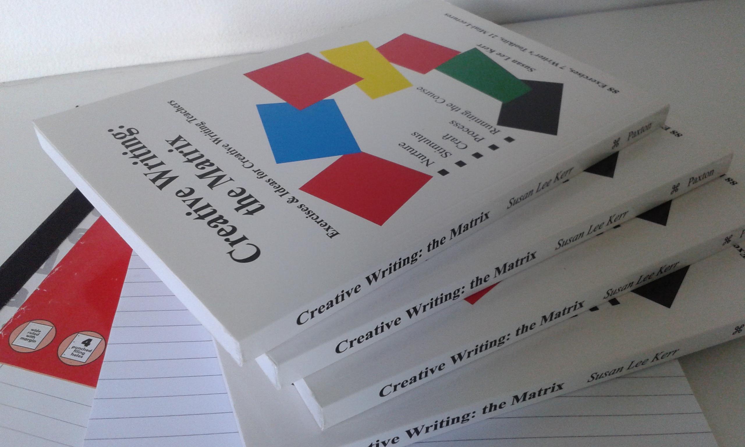 creative writing teachers