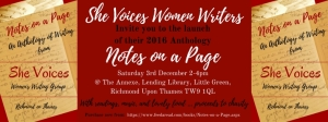 she-voices-women-writers